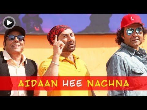 Main Taan Aidaan Hi Nachna Lyrics | Yamla Pagla Deewana 2 | Diljit Dosanjh