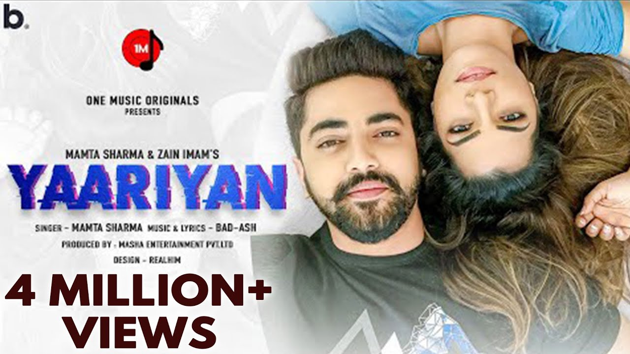 Yaariyan Lyrics |   Mamta Sharma