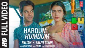 Hardum Humdum (Female Version) Lyrics | Ludo Pritam, Shilpa Rao