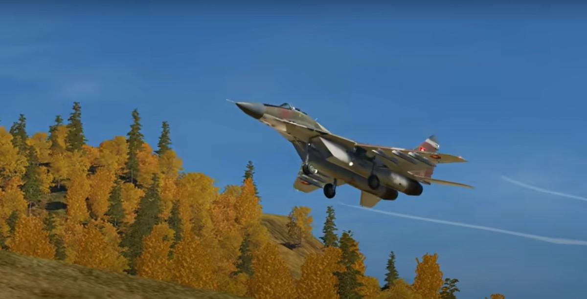 बांध पर मिग विमान के उतरने का वायरल वीडियो असली नहीं, एक सिमुलेशन वीडियो गेम है - दिप्रिंट