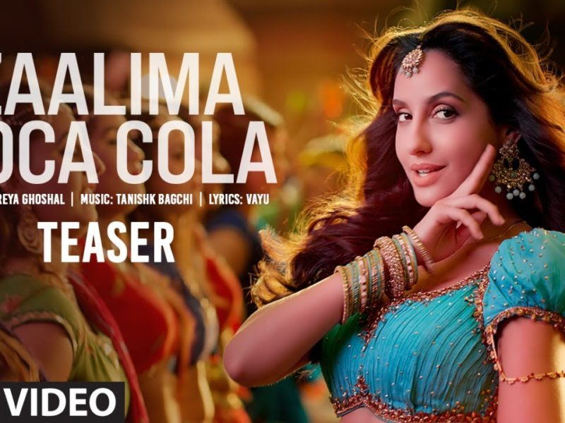 Zaalima Coca Cola Lyrics