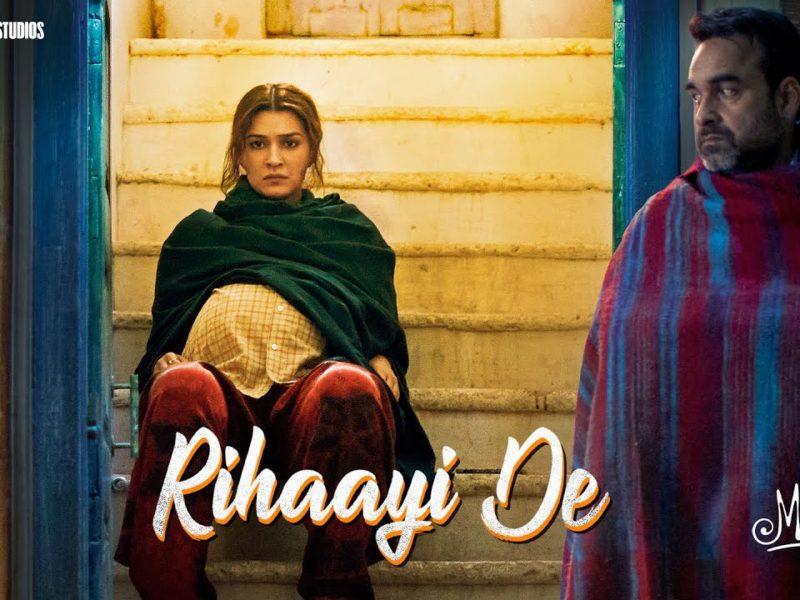 Rihaayi De Lyrics